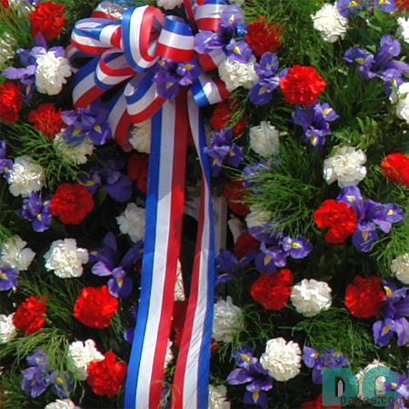 Gifts - Print - Memorial Day Wreath