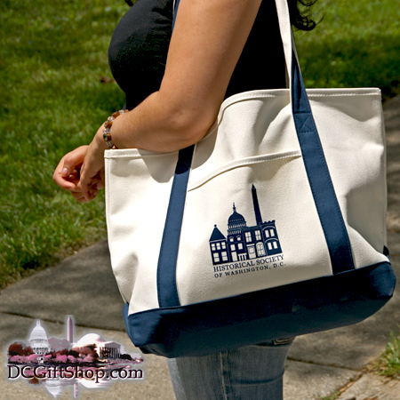 Gifts - Historical Society of DC - Tote Bag