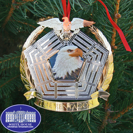 Ornaments - Pentagon 2011 Commemorative