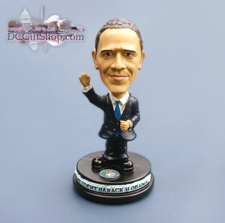 Gifts - Barack Obama Election Bobble Head