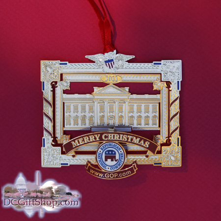 Ornaments - GOP 'Take Back the White House'