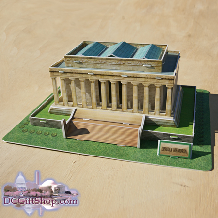 Gifts - Puzzle - Lincoln Memorial 3D