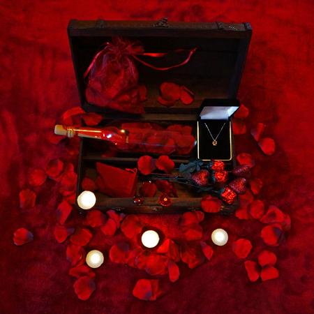 Valentine's Day - Vashikaran Yantra Love Chest