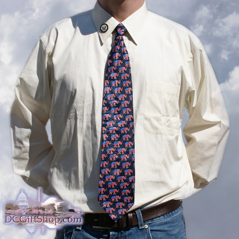 Gifts - Tie - Republican Party