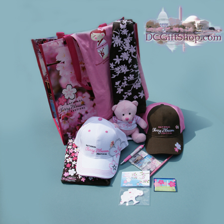 Gifts - Cherry Blossoms - Family Gift Pack
