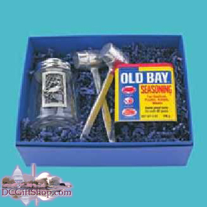 Gifts - Father's Day - 4 Piece Old Bay Gift Set