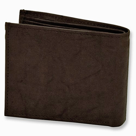 John F. Kennedy Leather Billfold Wallet