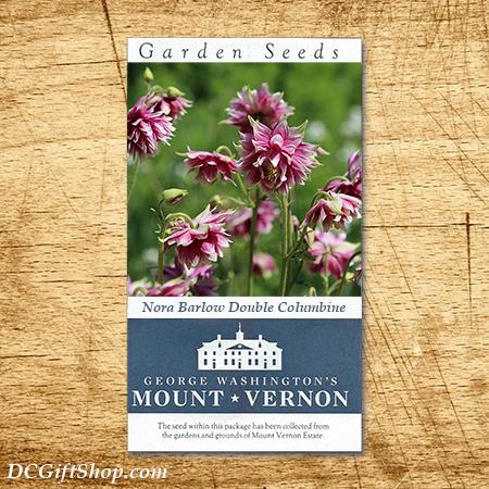 Nora Barlow Columbine Heirloom Seeds - 3 pack