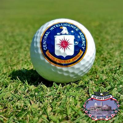 CIA Golf Ball