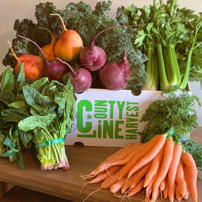 S.O.S. CSA Box - Juicing - $40