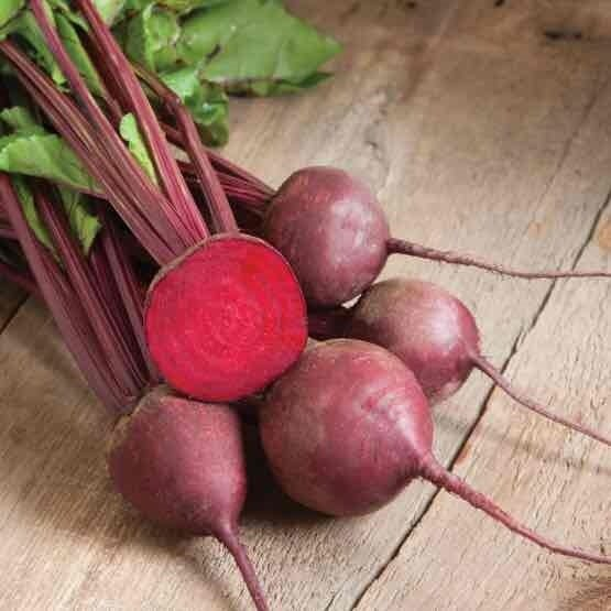 Baby Red Beets - 12ct