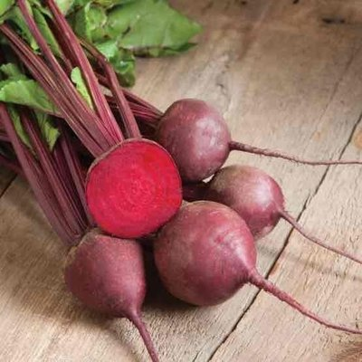 Baby Red Beets - 12 bunches
