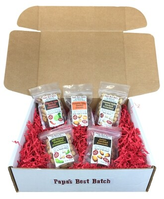 Small Assorted Nut Gift Box