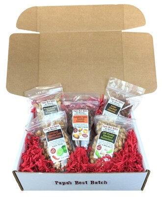 Large Assorted Nut Gift Box