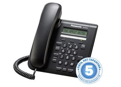 IP телефон KX-NT511PRUB