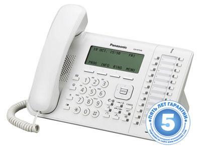 IP телефон KX-NT546RU