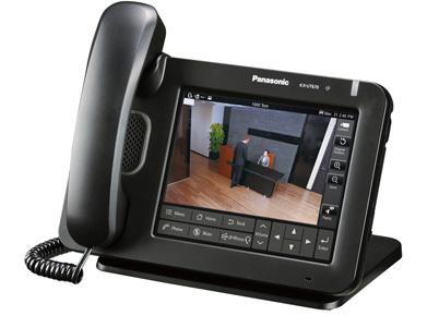 SIP проводной телефон KX-UT670RU