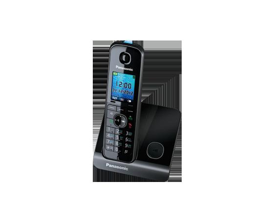 Радиотелефон Panasonic KX-TG8151RUB