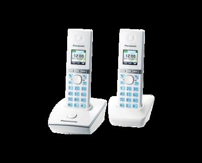 Радиотелефон Panasonic KX-TG8052RUW