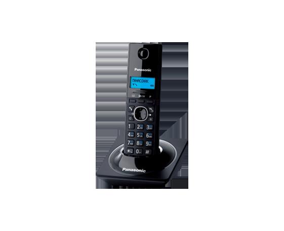 Радиотелефон Panasonic KX-TG1711RUB