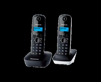 Радиотелефон Panasonic KX-TG1612RU3