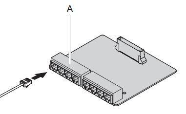 Плата подключения 8 аналоговых абонентов KX-HT82470X