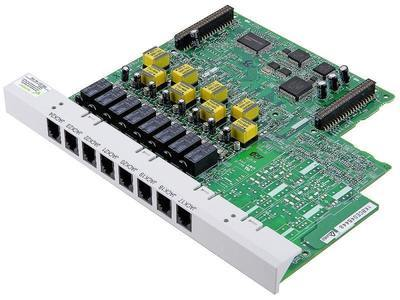 Плата расширения (8 внутренних аналоговых линий) KX-TE82474X