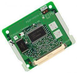 Плата автоинформатора (1 канал) и факс- KX-TE82491X