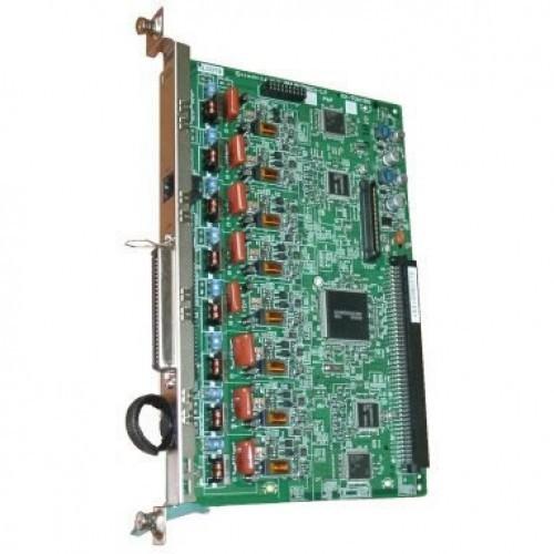 Плата 8 аналоговых линий для TDA100DRP (основная) KX-TDA1180X