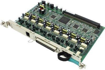 Плата 8 гибридных внутренних линий KX-TDA0170XJ