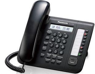 Цифровой системный телефон KX-DT521RU-B