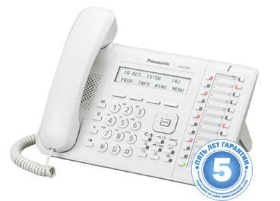 Цифровой системный телефон KX-DT543RU