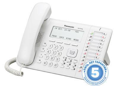 Цифровой системный телефон KX-DT546RU