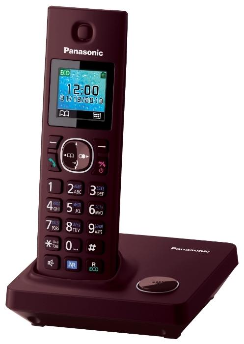 Радиотелефон Panasonic KX-TG7851RUH