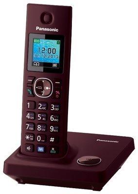 Радиотелефон Panasonic KX-TG7851RUR