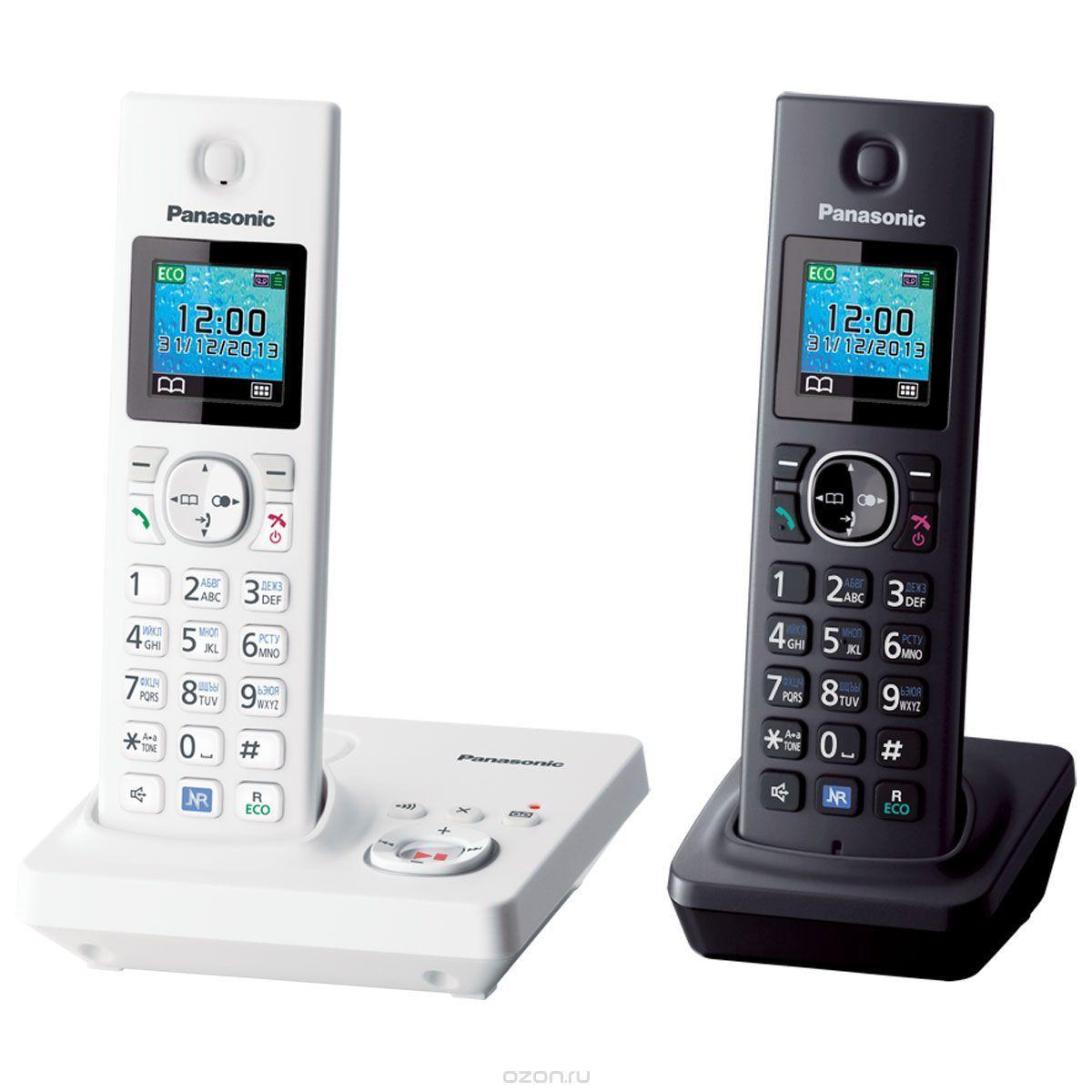 Радиотелефон Panasonic KX-TG7862RU2