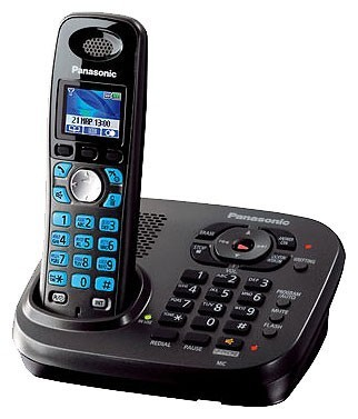 Радиотелефон Panasonic KX-TG8041RUM