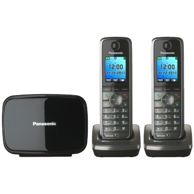 Радиотелефон Panasonic KX-TG8612RUM