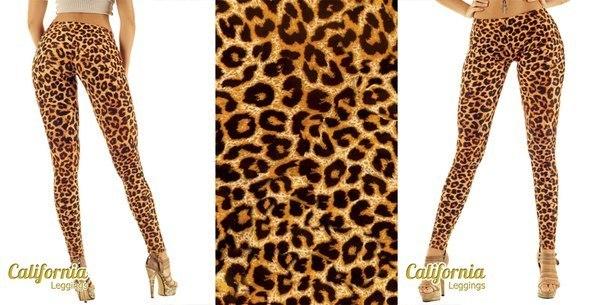 LEGGINGS CLASSIC Leopard