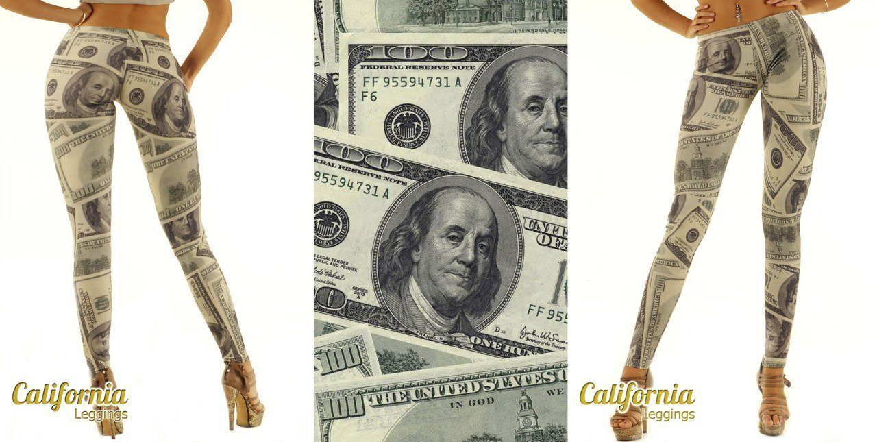 LEGGINS CLASSIC Dollar