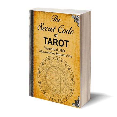 The Secret Code of Tarot by Victor Paul, E-BOOK, instant download