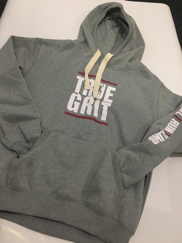 True Grit Grey Hoodie