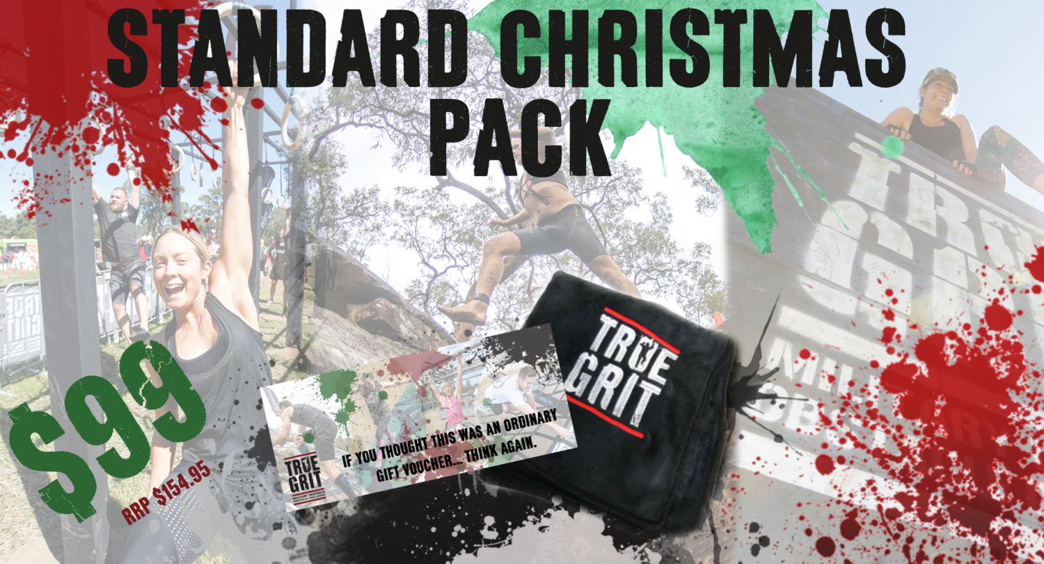 True Grit Christmas Gift Pack Standard