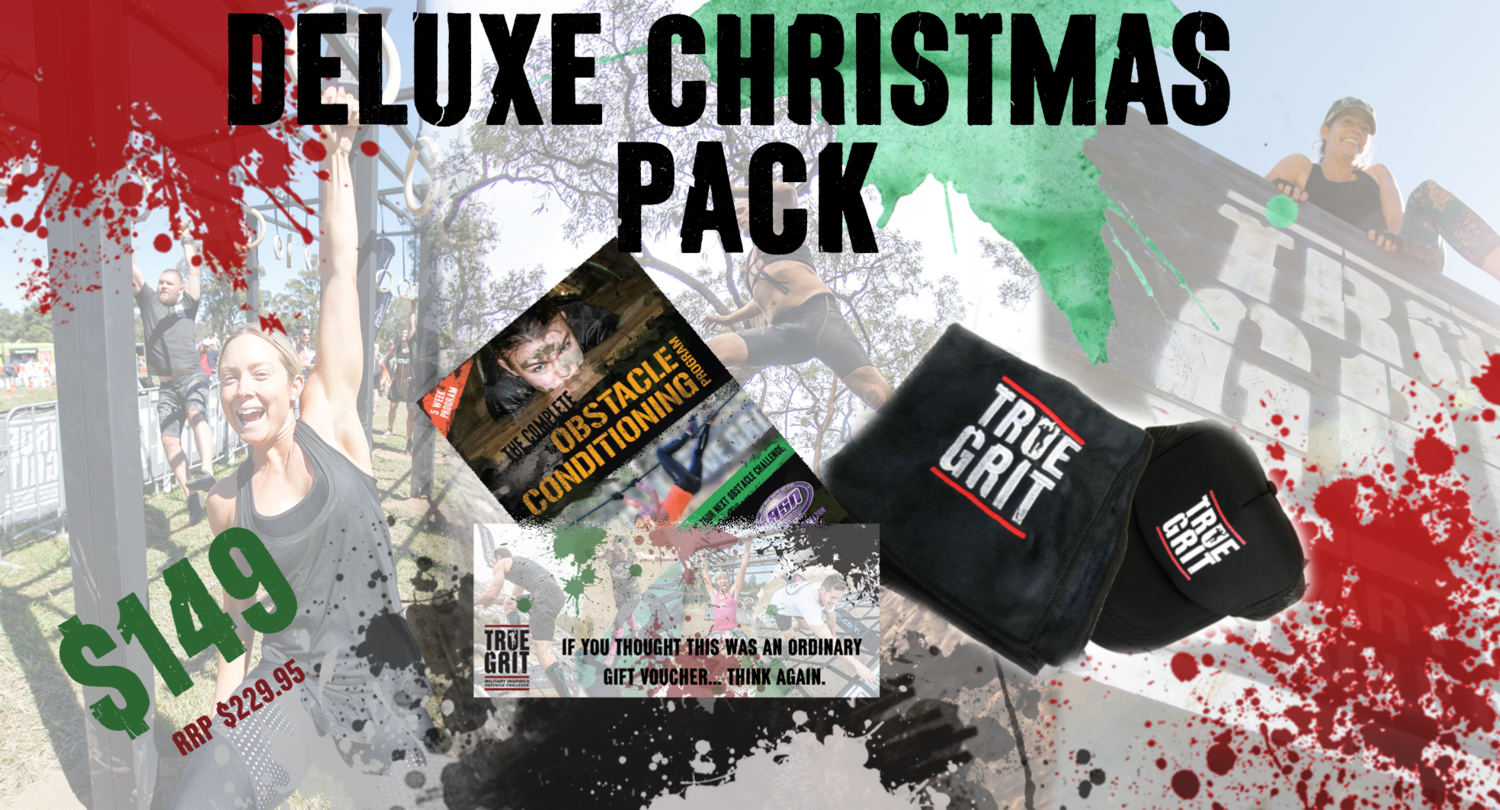True Grit Deluxe Gift Pack