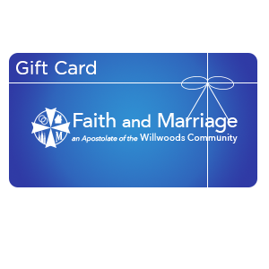 Married Couples Retreat - Gift Certificate