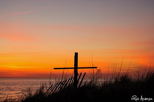 """Sunday Sunrise"" - Nags Head, NC"