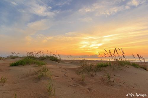 Summer Sunrise - Hatteras Island, NC