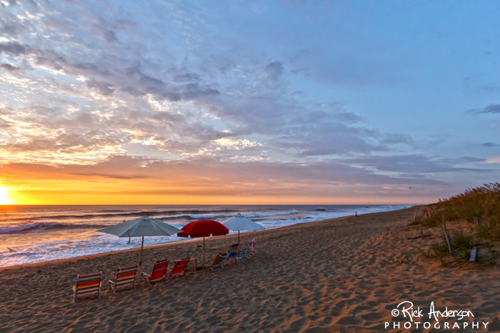 """Summer Morning"" - Kill Devil Hills, NC"