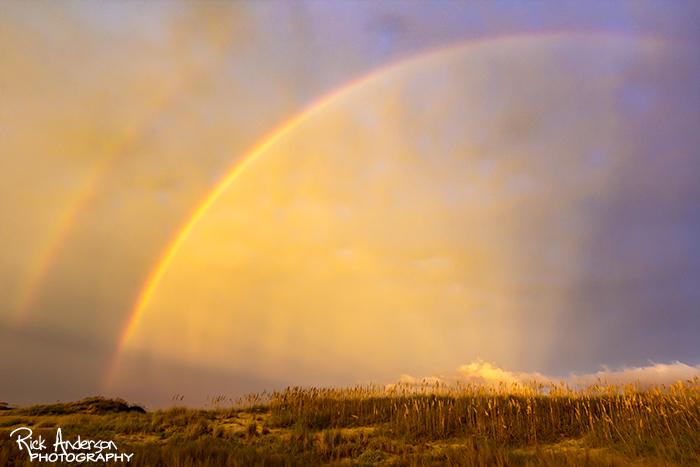 Rainbow - Cape Hatteras National Seashore