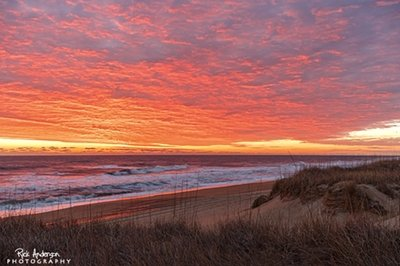 Outer Banks Sunrise - February 16, 2015